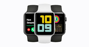 <b>Apple Watch Series</b> 3 – Apple (RU)