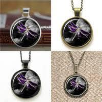 Wholesale <b>Purple Moon</b> Pendant