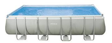 Бассейн <b>Intex Ultra Frame</b> 26352 — купить по выгодной цене на ...