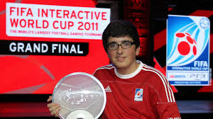 FIFA Interactive World Cup 2011 - News - Cruz: To <b>be the best</b>, take ...