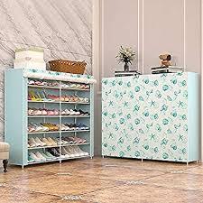 Shoe cabinet storage large capacity home furniture DIY simple 12 ...