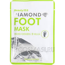 Beauugreen Beauty153 <b>Diamond</b> Foot <b>Mask</b>: отзывы, состав ...