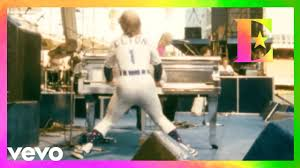 <b>Elton John</b> - The Bitch Is Back (<b>Live</b> At The Dodger Stadium ...