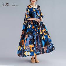 <b>BelineRosa European Fashion</b> Boho Dress 2019 Summer <b>Style</b> ...