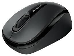 Мышь <b>Microsoft Wireless Mobile Mouse 3500</b> GMF-00292 <b>Black</b> USB