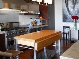 Small Kitchen Island Designs Portable Kitchen Islands Hgtv