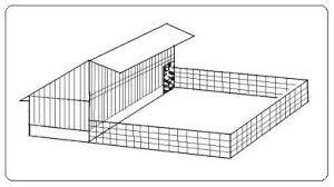 Hasil gambar untuk ukuran kandang bebek