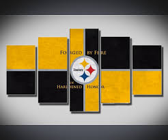 Wall Art Sets For Living Room Luxury Steelers Wall Art 82 With Additional Wall Art Sets For