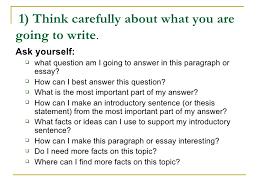 six pre writing stepssix pre writing steps