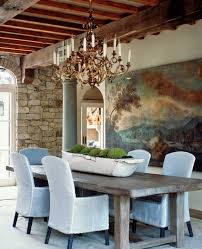 Travertine Dining Room Table Room Primitive Rustic Decor Dining Room Rustic With Rustic Table