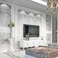 <b>High Grade</b> Style Wall Paper Wallpaper Roll <b>Damask</b> Victorian ...
