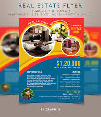 real estate flyers real estate advertising template property advertising marketing flyer photoshop template instant