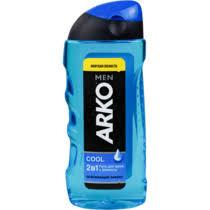 <b>Гель Arko</b> для душа <b>men 2</b> в 1 cool 260 мл купить с доставкой по ...
