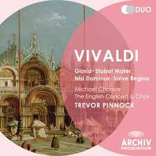<b>Vivaldi</b>: Gloria; Stabat Mater; Nisi Dominus; Salve Regina — The ...