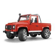 <b>Внедорожник</b>-<b>пикап Bruder Land Rover</b> Defender 02-591 - купить в ...