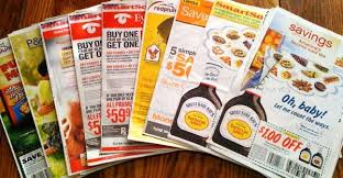Image result for coupon insert pictures