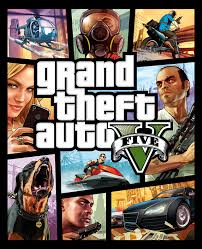 Grand Theft Auto V - Rockstar Games