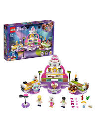 Конструктор <b>LEGO Friends</b> 41393 <b>Соревнование</b> кондитеров ...