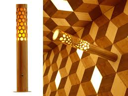 led bamboo lamp by jeff dah yue she bamboo lighting fixtures