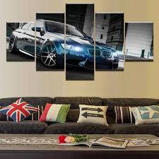Canvas Wall Art <b>HD</b> Printed Painting Frame Modern <b>Pictures 5</b> ...