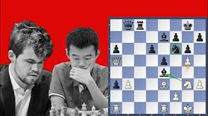 'Today was a bonus' - Carlsen vs Ding <b>Liren</b> | Sinquefield Cup <b>2019</b> ...