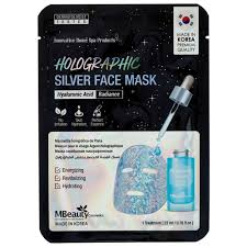 Стоит ли покупать Mbeauty <b>маска Holographic</b> Silver Face <b>Mask</b> ...