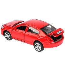 Коллекционная машинка <b>Honda</b> Accord 1:35 <b>Технопарк</b> ACCORD ...