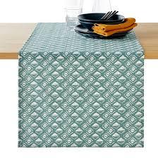 <b>Дорожка столовая</b>, lodge зеленый/рисунок <b>La Redoute</b> Interieurs ...