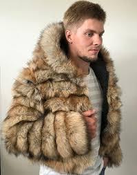 Bomber Men <b>coat jacket fur fox</b>   Женская мода, Мода и Мех