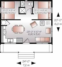 Small Vacation Home Plans   Home Design    Floor Plan First Story