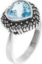 Купить женские <b>кольца Марказит</b>, из топаза в интернет ...