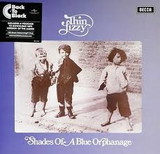 <b>THIN LIZZY</b> - <b>Shades</b> Of A Blue Orphanage LP 180 Gram Vinyl ...