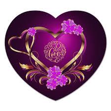 «<b>Коврик для мышки</b> сердце <b>printio</b> узор сердец» — карточка ...