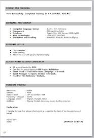 cv format for hotel management student settlement letter disclaimer reference letter application sample free resume samples for freshers