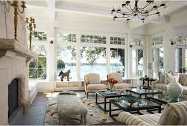 how to decorate a living room with large windows big living rooms