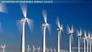energy conservation and energy efficiency examples and what is a renewable energy source definition example