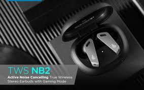 The <b>Edifier TWS NB2 wireless</b> earbuds pack low latency gaming ...