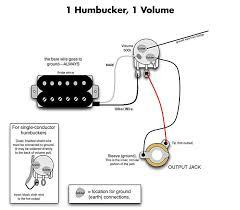 2 humbucker 1 volume tone wiring diagram images ibanez rg wiring pickup wiring harmony central