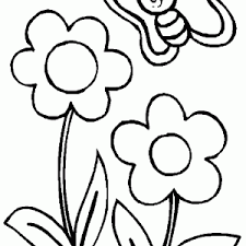 Small Picture adult coloring flowers for kids coloring pages of flowers for kids