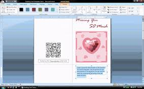 ms word tutorial part greeting card template inserting and how ms word tutorial part 1 greeting card template inserting and how to make a in office 2010