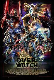 "<b>Overwatch poster</b> ""Star Wars"" style.... - Nicolas Chaussois - Graphic ..."