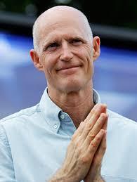 Gouverneur-Kandidat Rick Scott. AP/Lynne Sladky - us_gouverneurswahlen_fehlinvestition_scott_box_ap.2027298