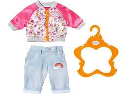Одежда для куклы Zapf Creation Baby Born для велосипедной ...