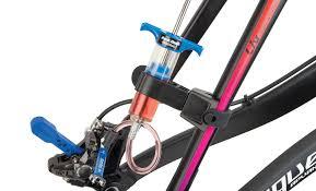 Park Tool's new <b>universal</b> brake <b>bleed kits</b> allow you to free up a hand