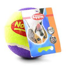 <b>Игрушка для собак Nobby</b> мяч теннисный, диаметр 10 см Германия