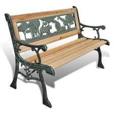 <b>Children Garden Bench 84</b> cm Wood Sale, Price & Reviews ...