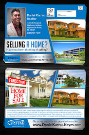 flyer design for daniel karras by esolz technologies design  flyer design by esolz technologies for real estate template design 4682159