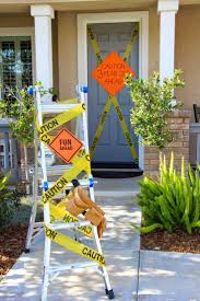 Construction Birthday Party Decorations 17 Best Ideas About Construction Party Decorations On Pinterest