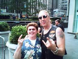 Marian Rocks With Dee Snider from <b>Twisted Sister</b>! - Games N' At