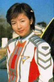 Tamaki Yoshimoto as Rena Yanase of Ultraman Tiga - rena
